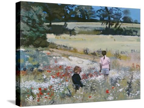 Summers Day: Ande, 1995-Gillian Furlong-Stretched Canvas Print