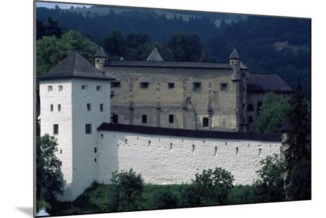 Banska Stiavnica's Old Castle--Mounted Photographic Print