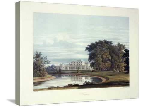 Frogmore, 1819-Charles Wild-Stretched Canvas Print