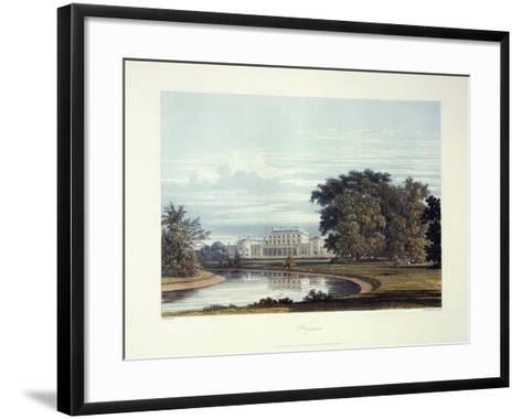 Frogmore, 1819-Charles Wild-Framed Art Print