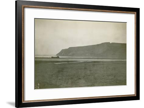 Yellow River Bridge, C.1914--Framed Art Print