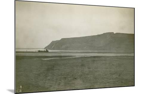Yellow River Bridge, C.1914--Mounted Photographic Print