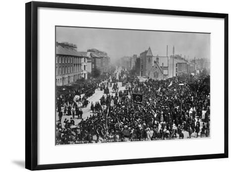 12th July, Belfast, Ireland, 1888-Robert John Welch-Framed Art Print