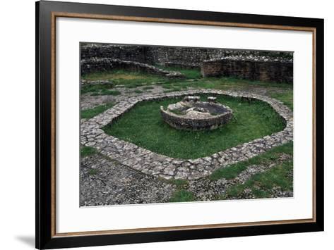 Macellum--Framed Art Print