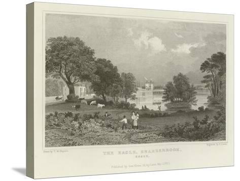 The Eagle, Snaresbrook, Essex-Thomas Mann Baynes-Stretched Canvas Print