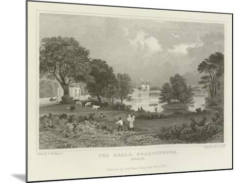 The Eagle, Snaresbrook, Essex-Thomas Mann Baynes-Mounted Giclee Print