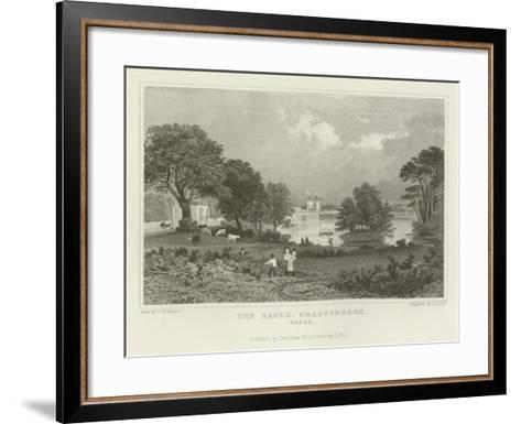 The Eagle, Snaresbrook, Essex-Thomas Mann Baynes-Framed Art Print