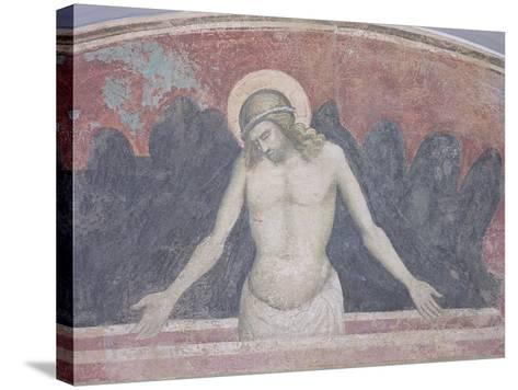 Cristo in Pieta, 1365-70-Niccolo Di Tommaso-Stretched Canvas Print