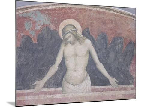 Cristo in Pieta, 1365-70-Niccolo Di Tommaso-Mounted Giclee Print