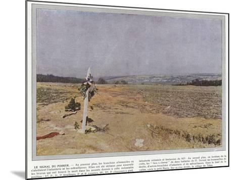 Le Signal Du Poirier-Jules Gervais-Courtellemont-Mounted Photographic Print