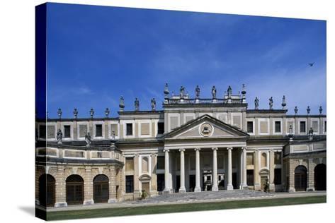Villa Pisani, also known as La Nazionale--Stretched Canvas Print