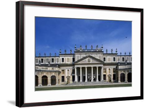 Villa Pisani, also known as La Nazionale--Framed Art Print