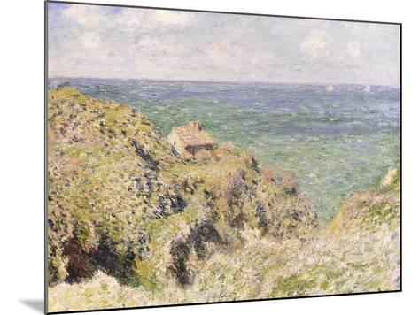 Varengeville Gorge, 1882-Claude Monet-Mounted Giclee Print