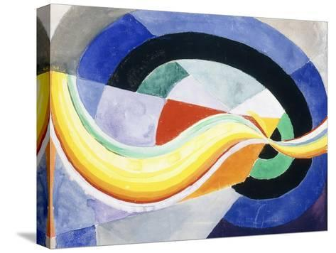 Propeller, 1923-Robert Delaunay-Stretched Canvas Print