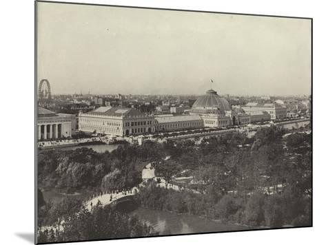 From the Ferris Wheel to the California Building--Mounted Photographic Print