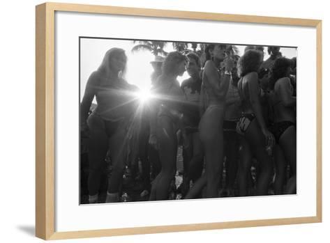 Spring Breakers, 1985--Framed Art Print