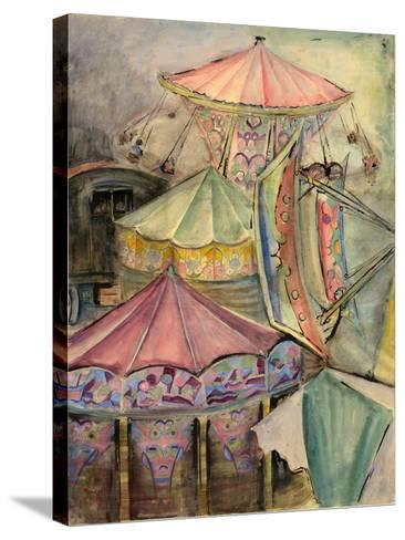 Carousel-Anneliese Everts-Stretched Canvas Print
