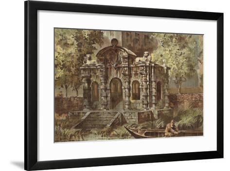 York House-Waldo Sargeant-Framed Art Print