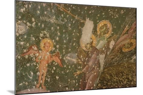 Angels from the Last Judgement, 14th Century--Mounted Giclee Print