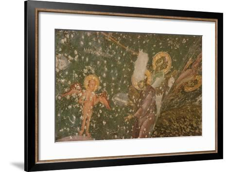 Angels from the Last Judgement, 14th Century--Framed Art Print