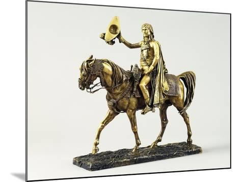 Bonaparte Entering Cairo-Jean Leon Gerome-Mounted Giclee Print