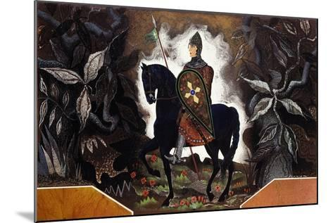 Le Chevalier Normand, C.1932-Francois-Louis Schmied-Mounted Giclee Print
