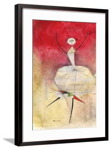 Dance of the Doll-Anneliese Everts-Framed Art Print
