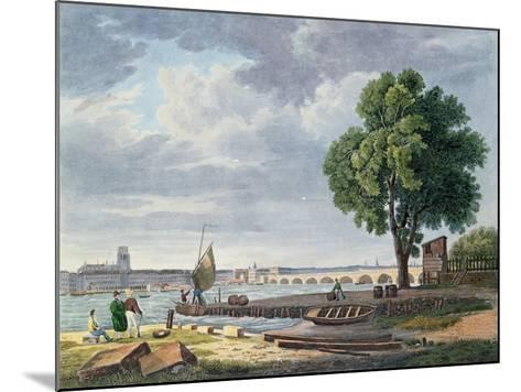 Bordeaux, C.1830-40-Jacques Raymond Brascassat-Mounted Giclee Print