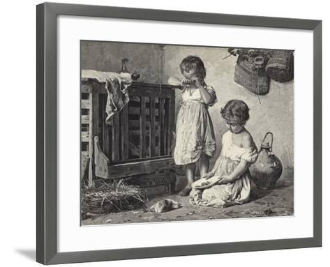 The Last Pet-Antonio Rotta-Framed Art Print
