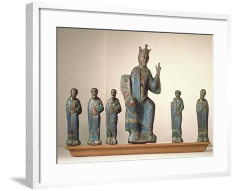 Christ and the Apostles--Framed Art Print
