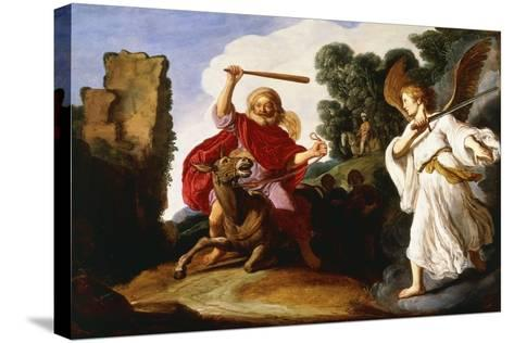 Balaam and the Ass, 1622-Pieter Lastman-Stretched Canvas Print