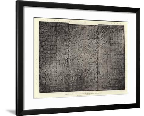Temple of the Sun--Framed Art Print