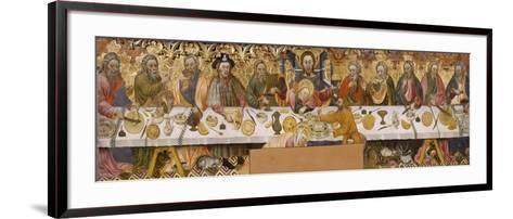 Last Supper-Jaume Ferrer Elder-Framed Art Print