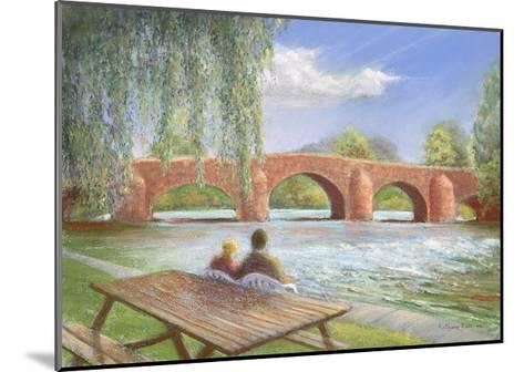 Bridge over Troubled Water, 2002-Anthony Rule-Mounted Giclee Print