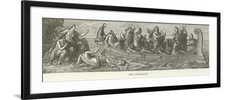 The Argonauts--Framed Art Print