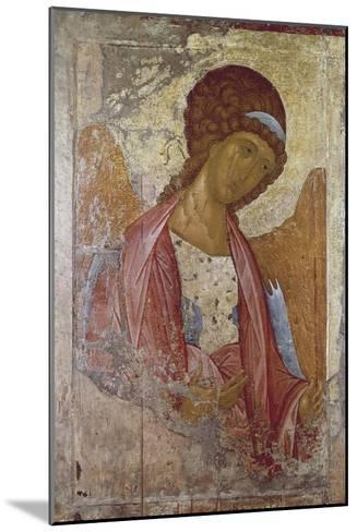 The Archangel Michael-Andrei Rublev or Andrej Rubljov-Mounted Giclee Print