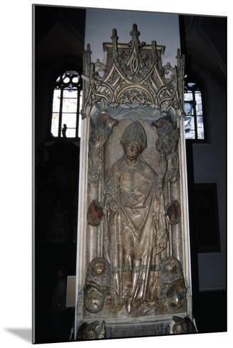 Tomb of Rudolf Von Scherenberg, Ca 1495-Tilman Riemenschneider-Mounted Giclee Print