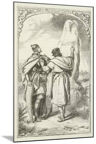 Illustration for the Pilgrim's Progress-Henry Courtney Selous-Mounted Giclee Print