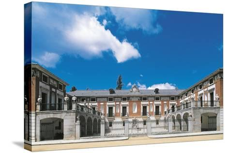 Spain, Madrid Province, Aranjuez, Real Casa Del Labrador--Stretched Canvas Print