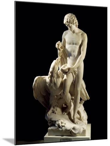 Ganymede and Eagle of Jupiter, 1772-Pierre Julien-Mounted Giclee Print