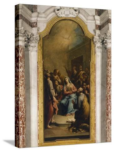Pentecost-Domenico Fedeli-Stretched Canvas Print