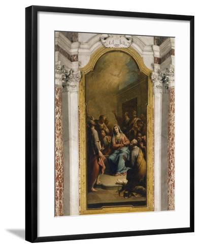 Pentecost-Domenico Fedeli-Framed Art Print