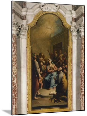 Pentecost-Domenico Fedeli-Mounted Giclee Print