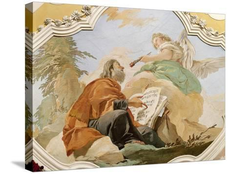 The Prophet Jeremiah-Giovanni Battista Tiepolo-Stretched Canvas Print