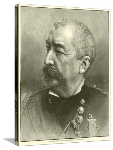 Lieutenant-General Philip Henry Sheridan, 1 November 1883, May 1864--Stretched Canvas Print