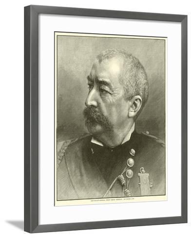 Lieutenant-General Philip Henry Sheridan, 1 November 1883, May 1864--Framed Art Print