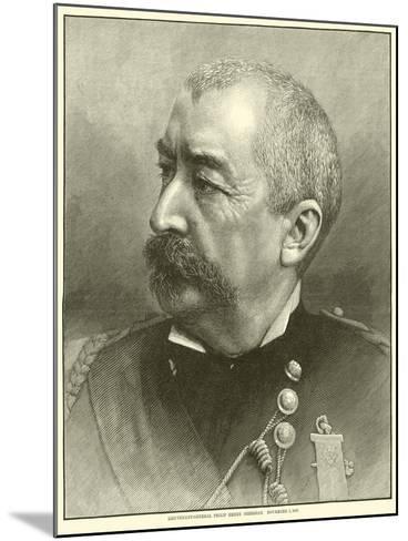 Lieutenant-General Philip Henry Sheridan, 1 November 1883, May 1864--Mounted Giclee Print