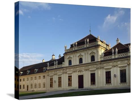 Austria, Vienna, Belvedere, Lower Belvedere, 1714-1716--Stretched Canvas Print
