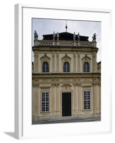 Austria, Vienna, Belvedere, Lower Belvedere, 1714-1716--Framed Art Print