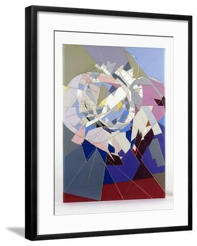 Book Cover for 'Le Cantique Spirituel' by Jean Racine, 1945--Framed Art Print